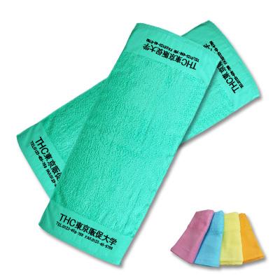 【カラー・両袖】海外製フェイスタオル